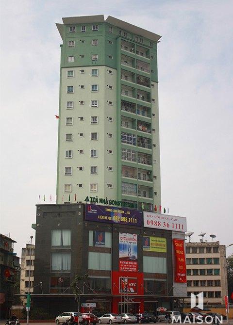 Tòa nhà COnstrexim 8 - C7 Thanh Xuân