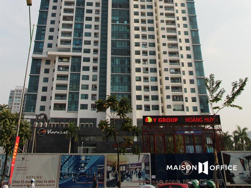 Tòa nhà Golden land Nguyễn Trãi