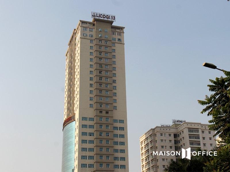 Tòa nhà LICOGI 13 - Khuất Duy Tiến, Thanh Xuân, Hà Nội