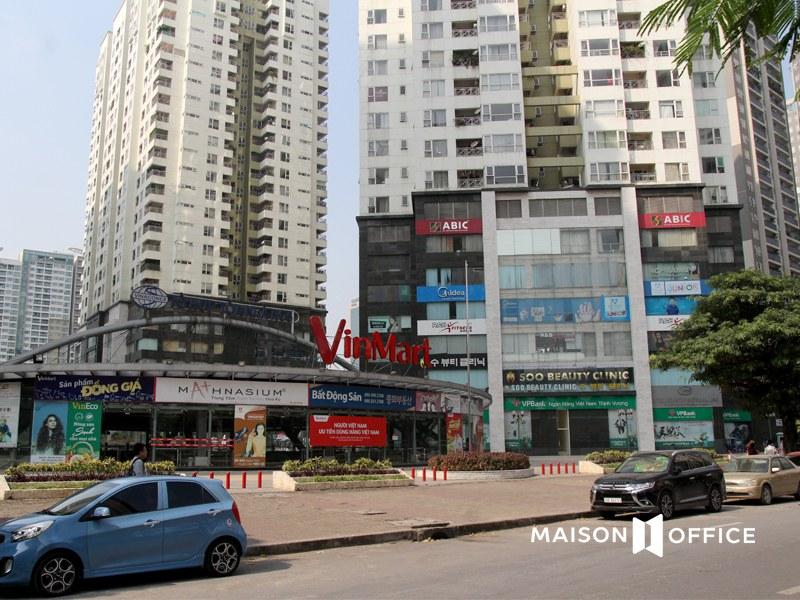 Tổ hợp N05 Hoang Dao Thuy, Trung hoa nhan chinh, Ha noi
