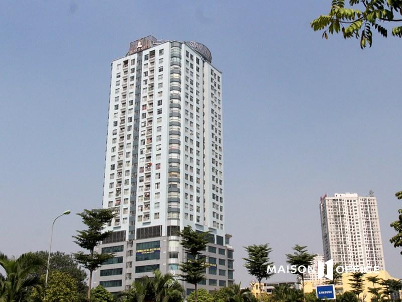 Tòa nhà Star Tower Dương Đình Nghệ, Cầu Giấy