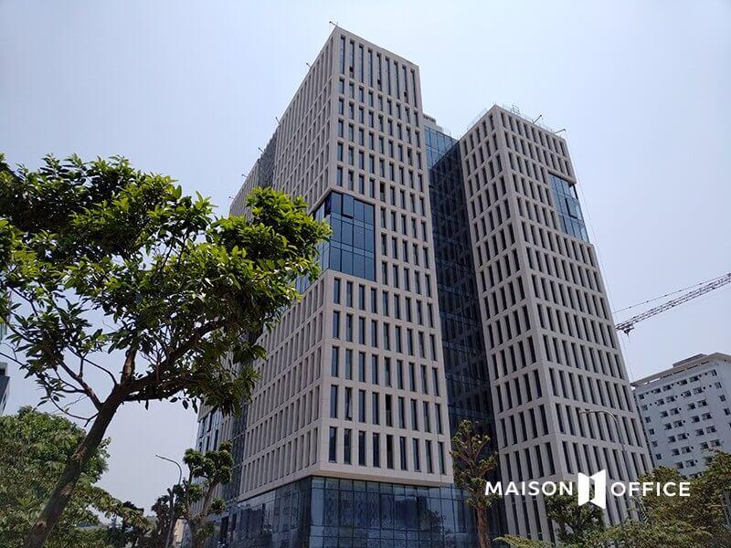 Tòa nhà Thành Công mới