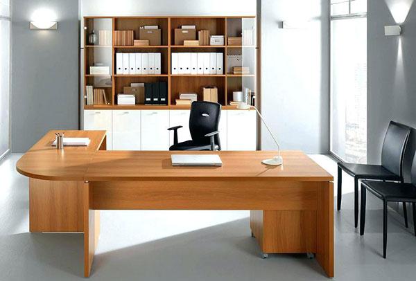 Bàn làm việc văn phòng đẹp tinh tế