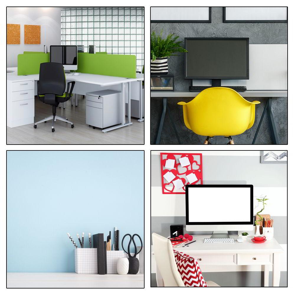 nguyên tắc màu sắc văn phòng làm việc