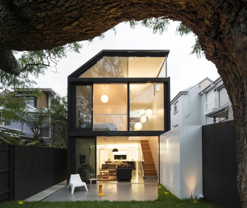 Kiến trúc Không Gian Mở