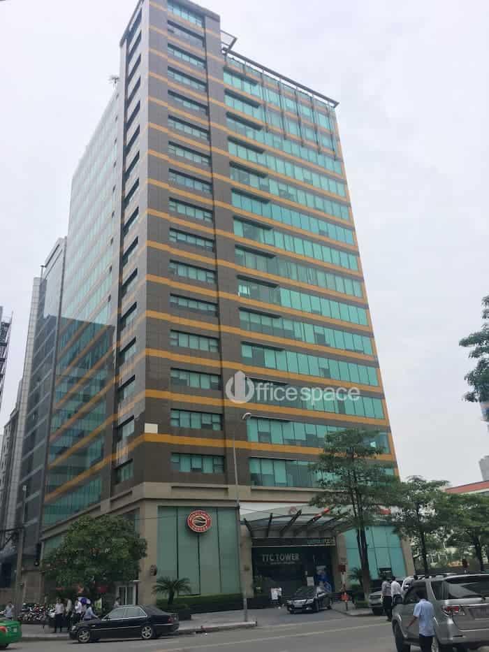 Offficespace - văn phòng ở Hà Nội