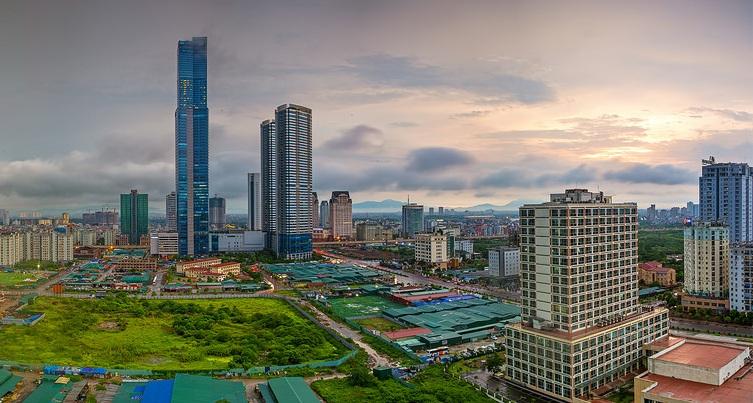 Tòa nhà keangnam ở đâu tại Hà Nội