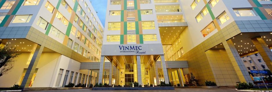 Vinmec - Tập đoàn Vingroup