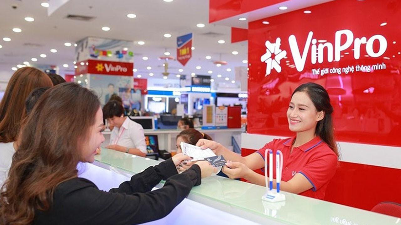 Vingroup chuyển nhượng toàn bộ vốn ở VinPro cho công ty con