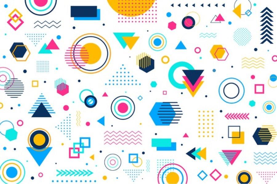 Hình khối hình học (geometric shapes)