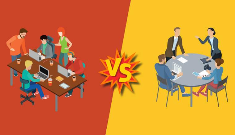 Bạn thích hợp môi trường nào hơn? freelancer hay agency?