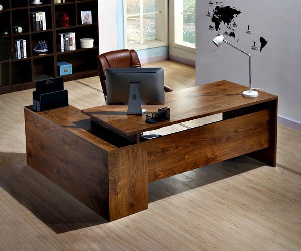 bàn làm việc gỗ cổ điển