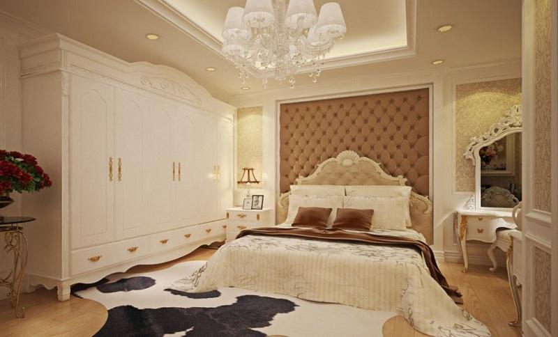 Tìm hiểu nội thất phong cách bán cổ điển