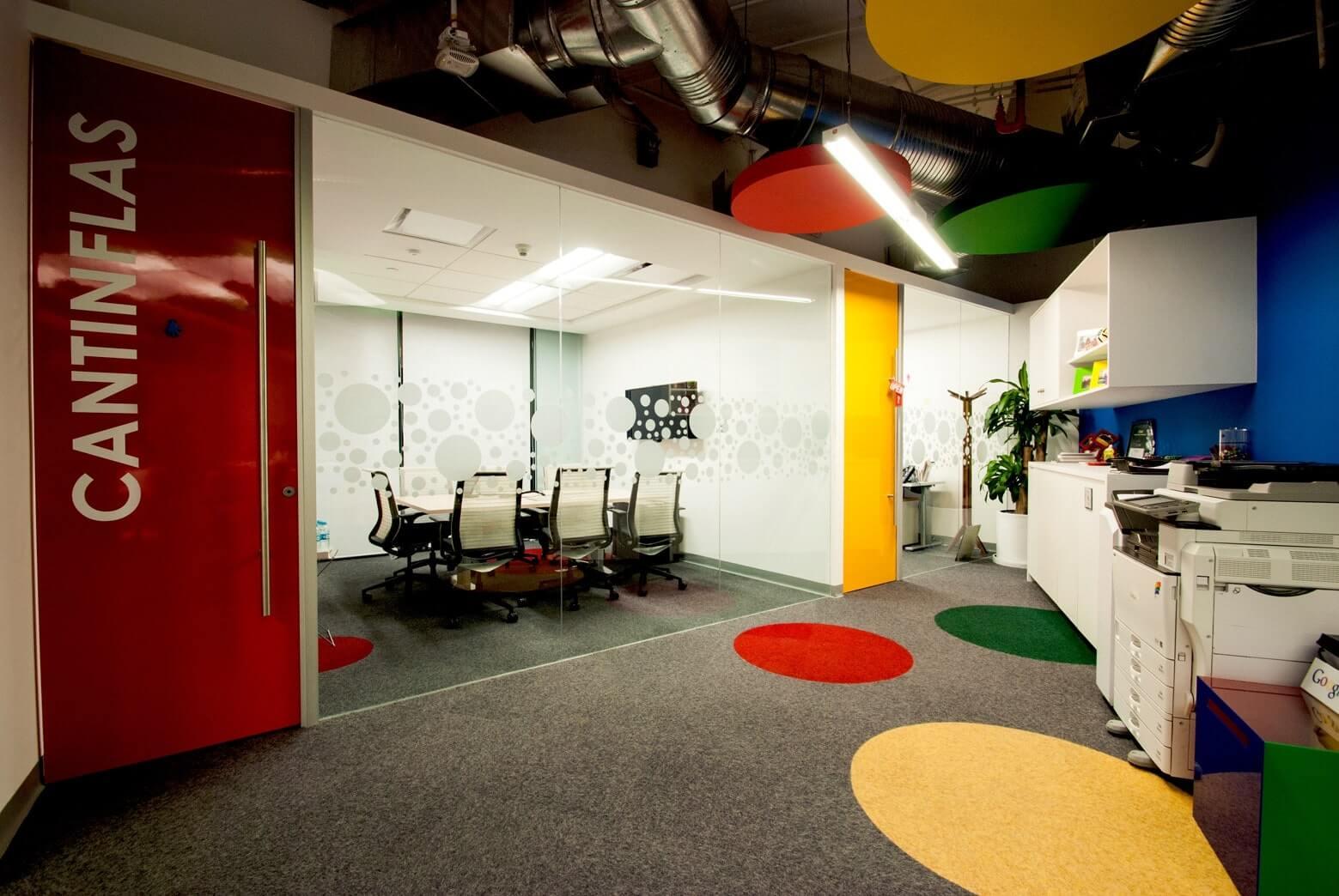 xu hướng kiến trúc văn phòng hiện đại