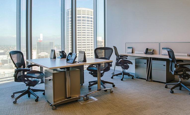 serviced office là gì