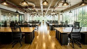 office amenities - Tiện ích văn phòng về không gian làm việc
