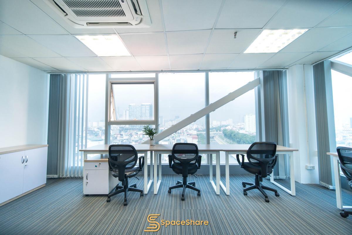 ALO Office - Văn phòng 10 người | SpaceShare - Xóa bỏ giới hạn không gian