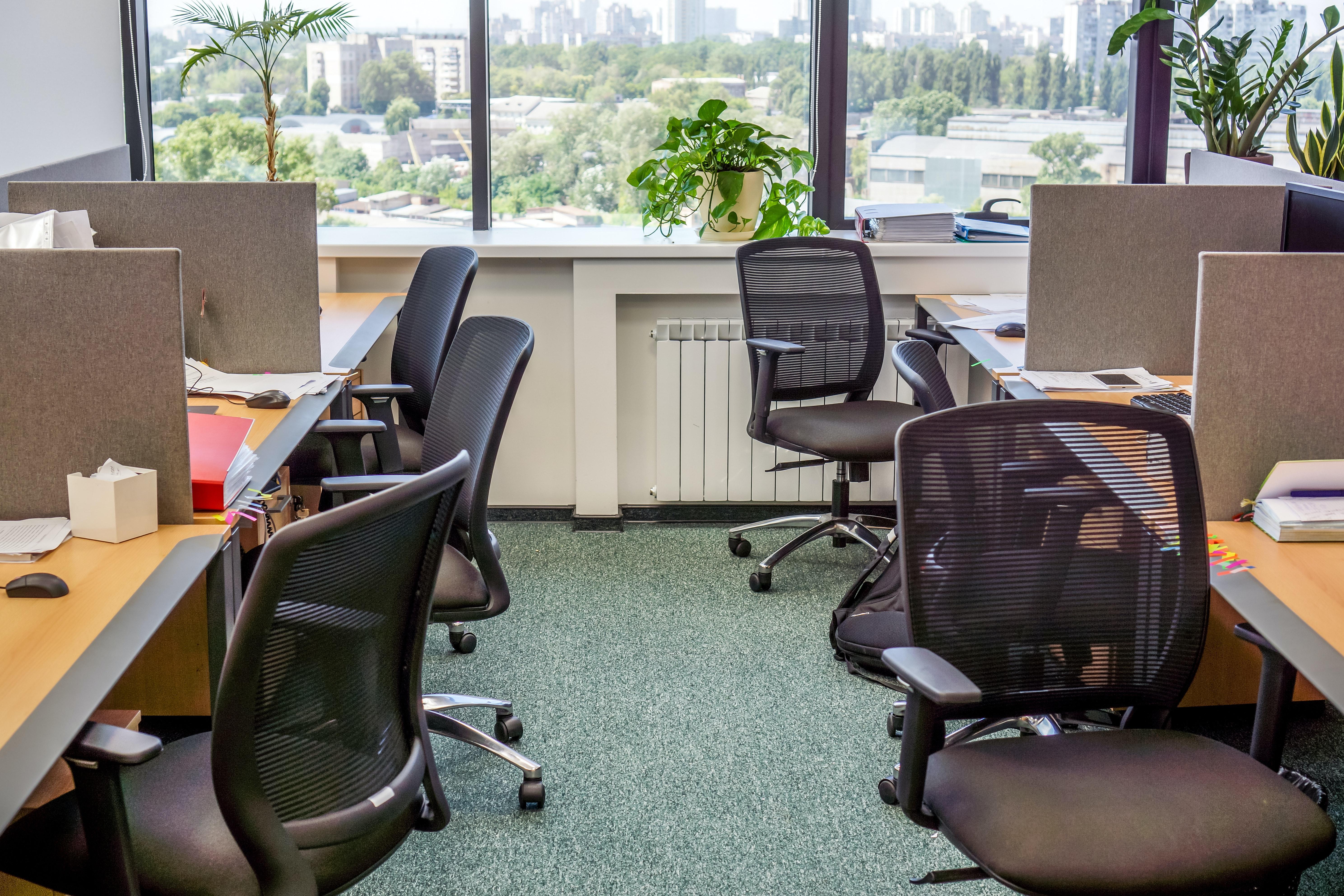 Tiết kiệm chi phí không gian văn phòng