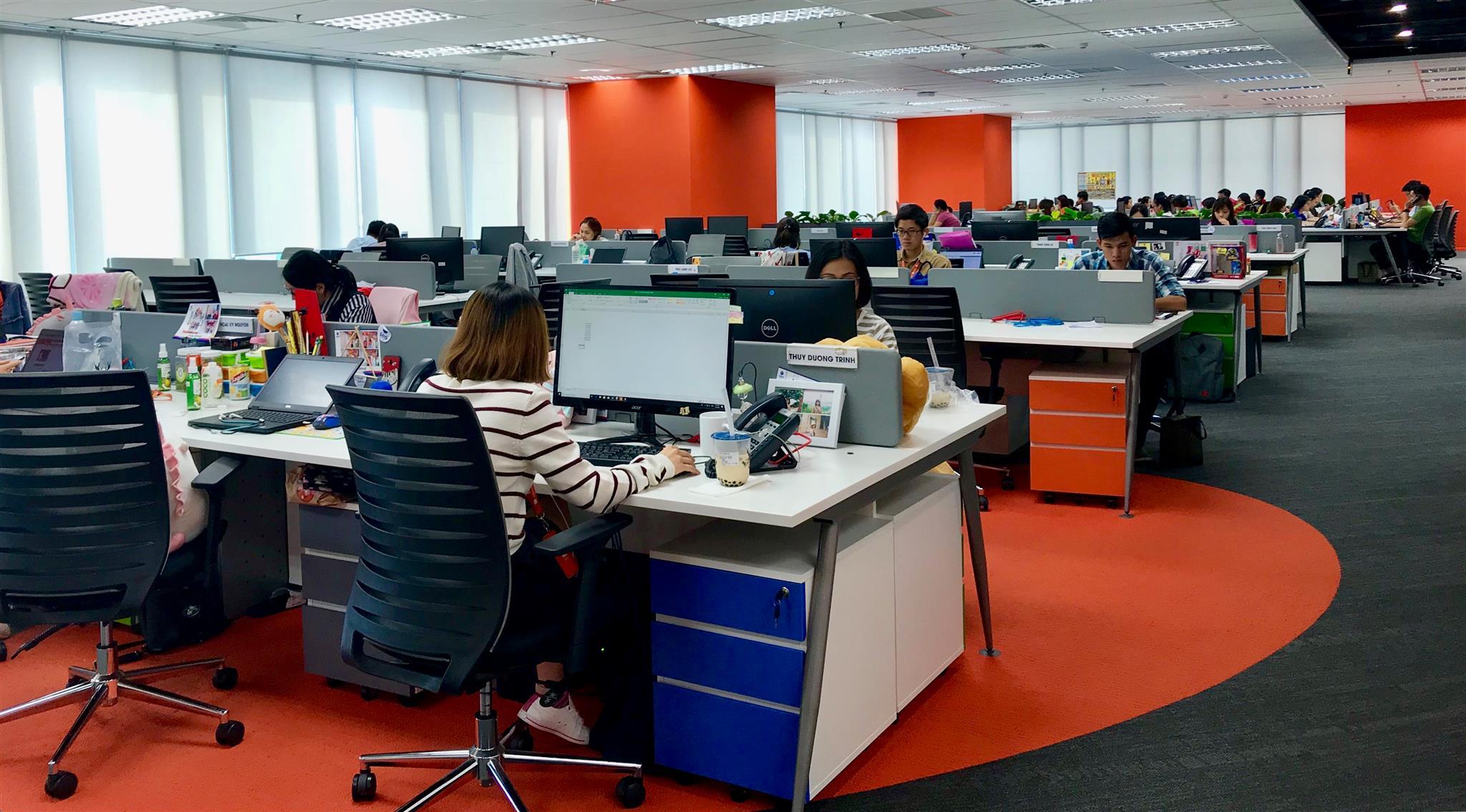 Ghé thăm văn phòng Shopee – một trong những văn phòng đẹp nhất Việt Nam |  Worker's Resort Biến 100,000 giờ trong cuộc đời trở nên hạnh phúc hơn