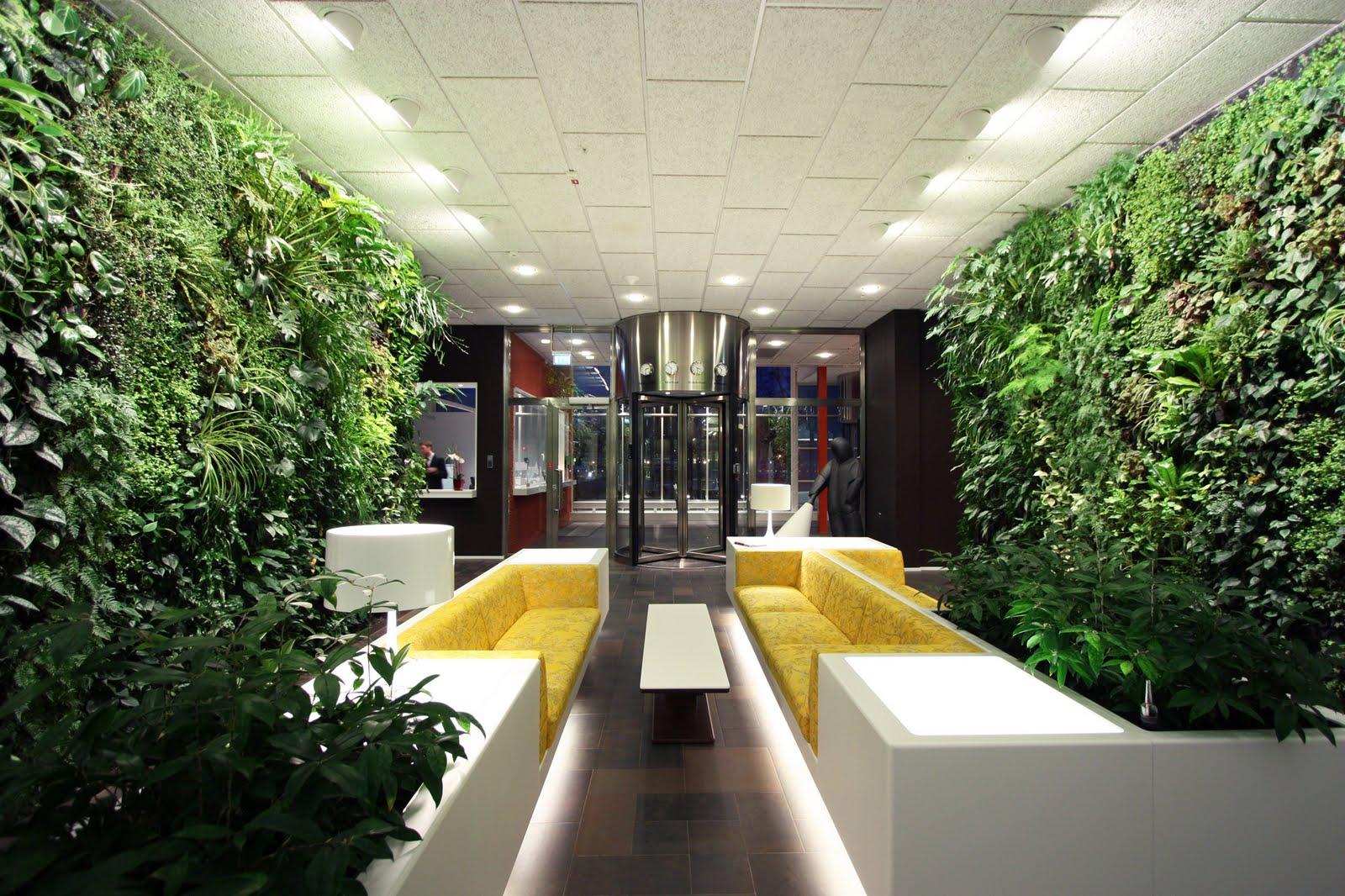 Tại sao chọn thiết kế văn phòng xanh là ưu tiến hàng đầu