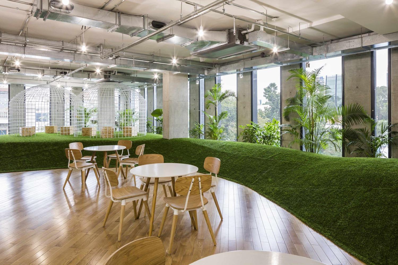 Ý tưởng thiết kế văn phòng phù hợp