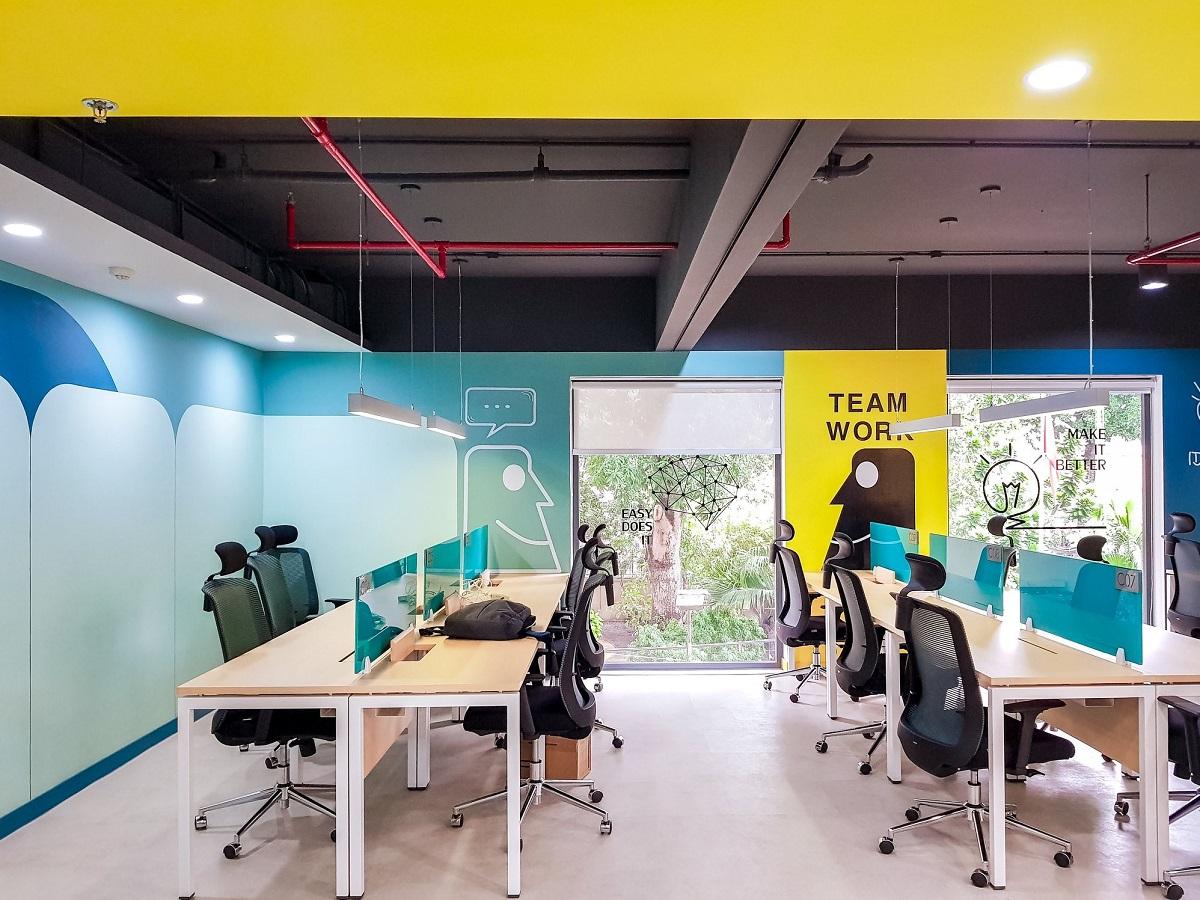 Không gian văn phòng đẹp- Khơi nguồn cảm hứng sáng tạo - Rilex - Không gian  khởi nghiệp - Nơi tốt sẽ thành hậu