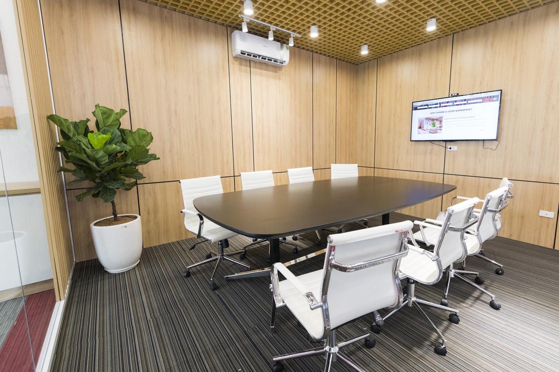 Thiết kế nội thất phòng họp đúng tiêu chuẩn
