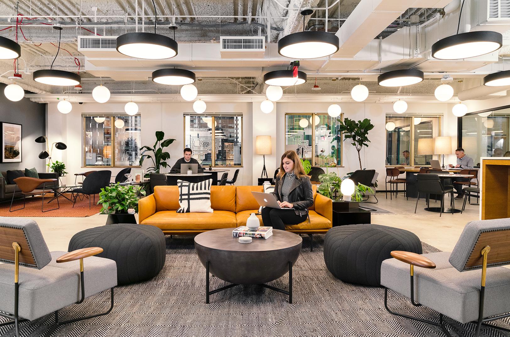 Co-working Space - mô hình văn phòng chia sẻ đang thu hút nhiều nhà đầu tư