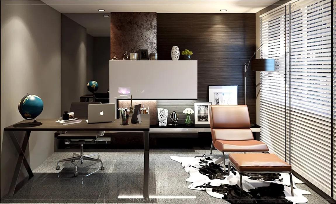 23+ phong cách thiết kế nội thất văn phòng | Housedesign