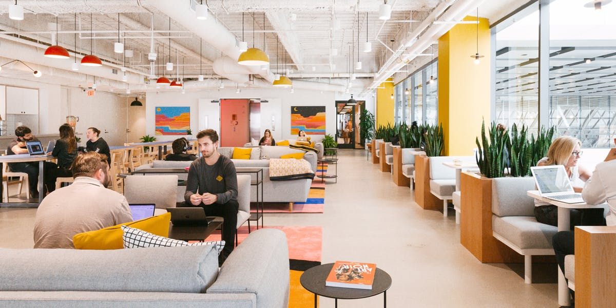 Bỏ túi 5 kinh nghiệm khi lựa chọn thuê văn phòng chia sẻ