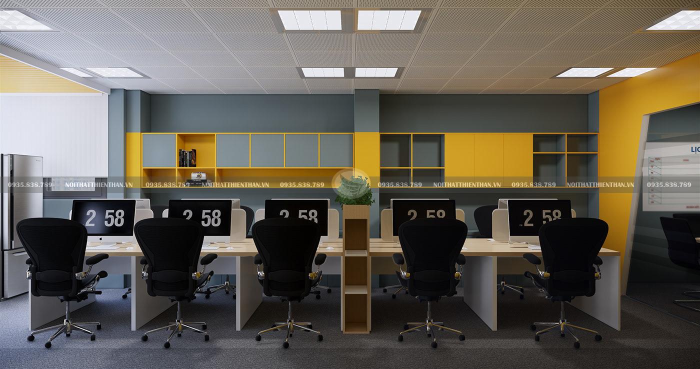Thiết kế nội thất văn phòng - Thiết Kế - Thi Công, Bán Lẻ Nội Thất - Kiến  Trúc Nội Thất Thiên Thần