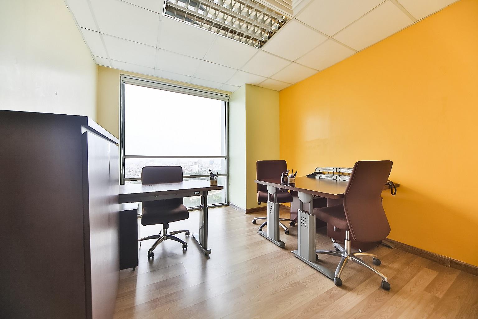 10 Văn phòng TRỌN GÓI cho thuê có bàn ghế, nội thất, toà nhà trung tâm