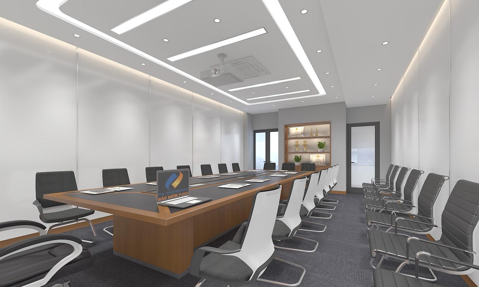 Mẫu thiết kế văn phòng hiện đại đa phong cách nổi bật hiện nay
