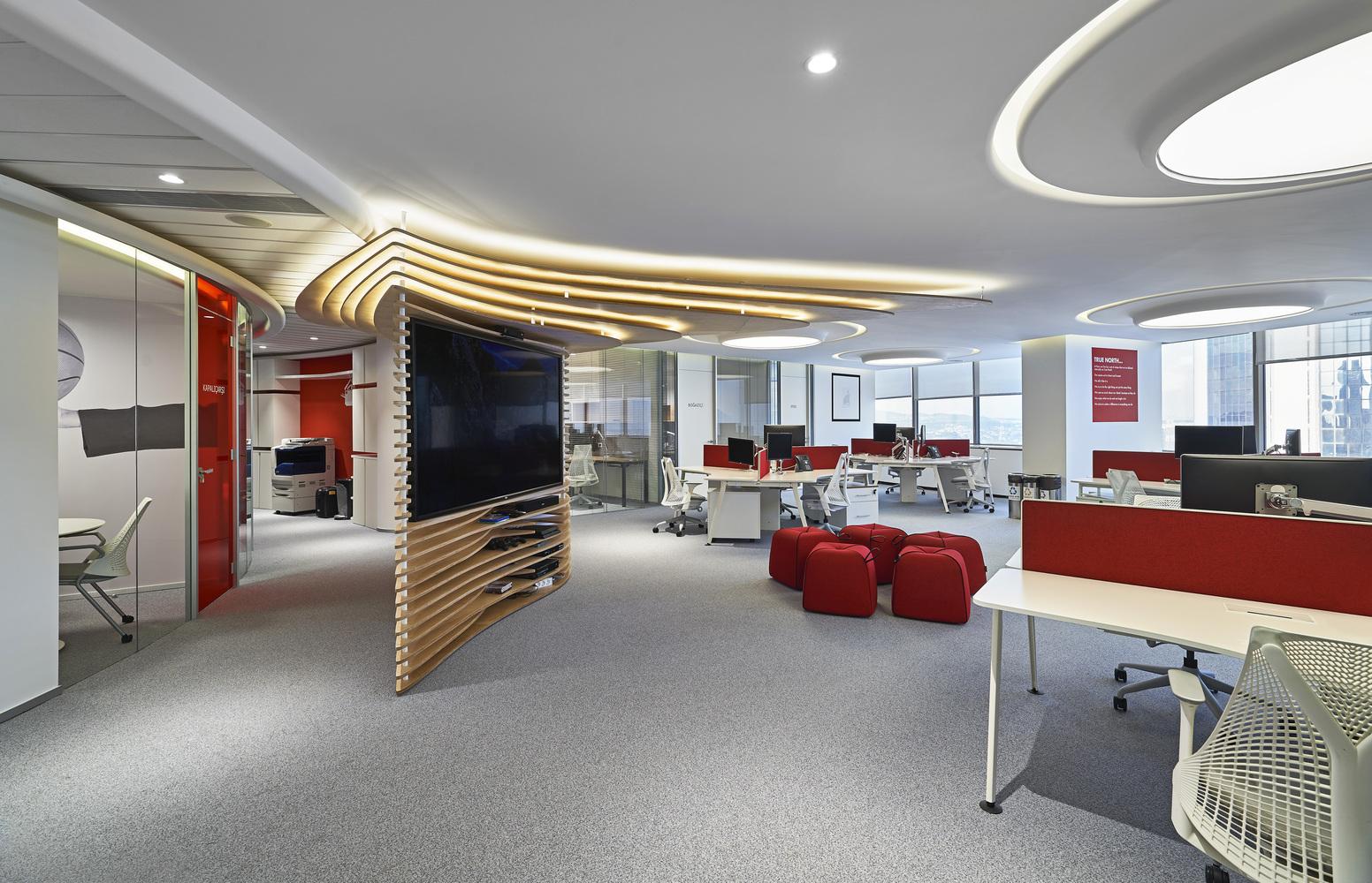 Thiết kế văn phòng sáng tạo - Nội Thất Hòa Phát