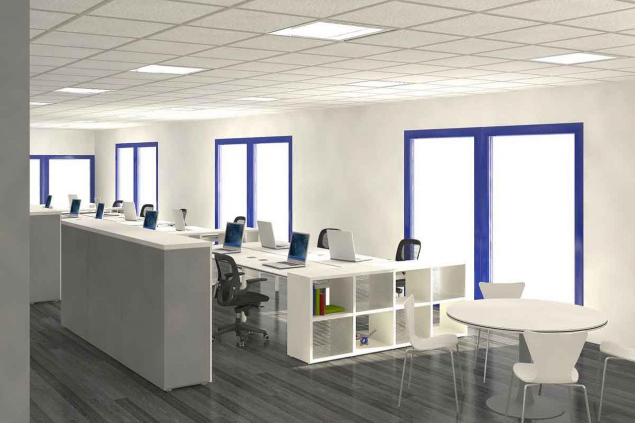 Cách thiết kế văn phòng cho thuê đạt chuẩn