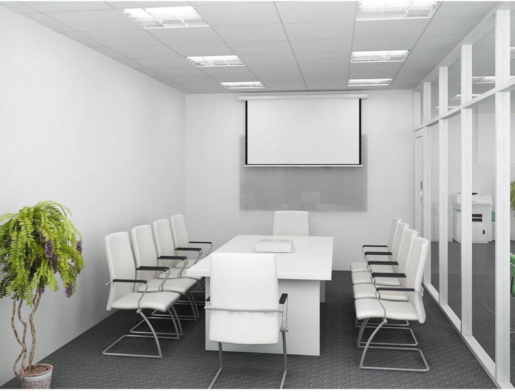 Cách kết hợp màu sơn văn phòng phù hợp