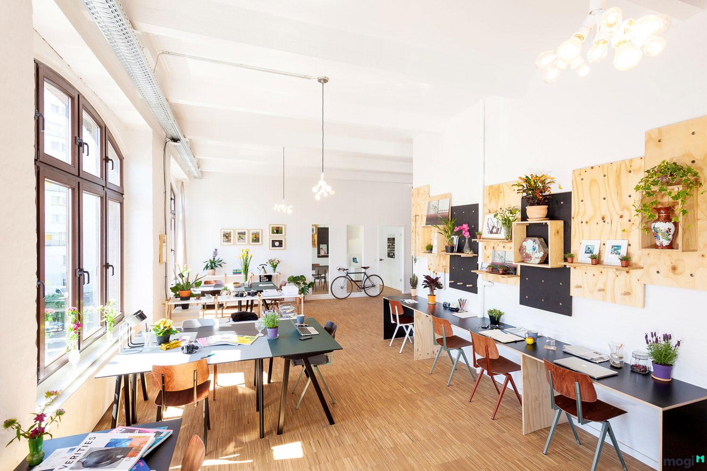 """Hốt bạc"""" nhờ đầu tư văn phòng chia sẻ (coworking space) trong năm 2019?    Mogi.vn"""