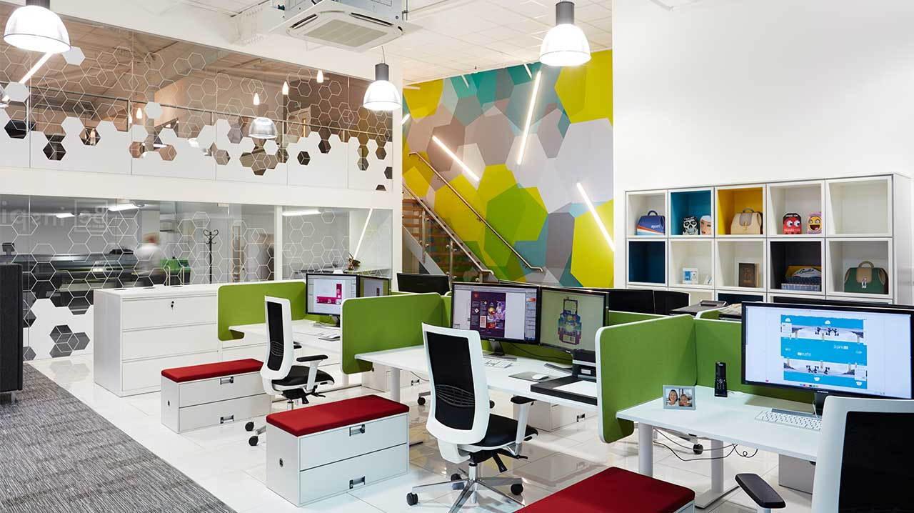 Lưu ý khi thiết kế văn phòng nhỏ cho doanh nghiệp