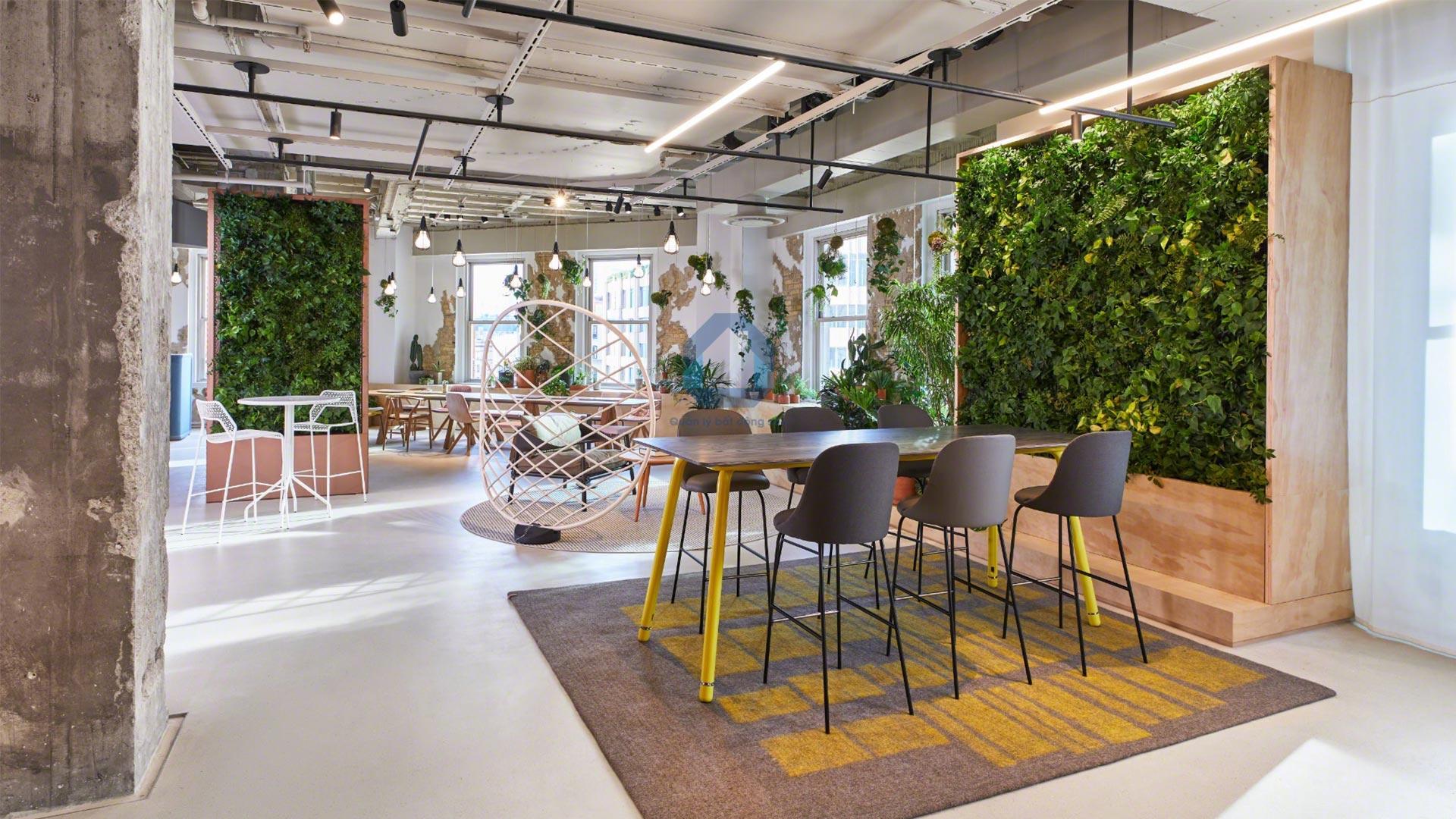 Văn phòng xanh là gì? Ưu nhược điểm của mô hình văn phòng xanh